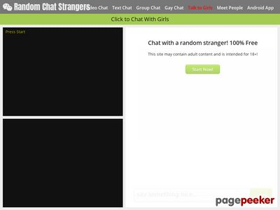 Chat sites text random Text With